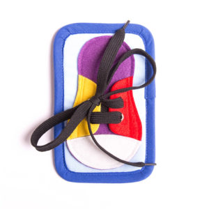 Trénovací kartička bota