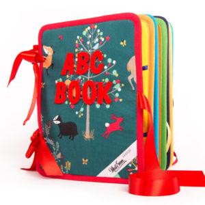 MarEmm - ABC Quiet Book